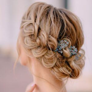Bridal Hair Gold Coast