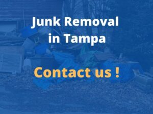 Junk Removal In Tampa – Various Ways of Junk Removal